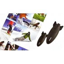 Coppia asciuga scarpe essiccatore deodorante sterilizzatore deumidificatore elettrico - Anti odori elimina umidità per calzature