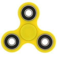 5x fidget spinner antistress cuscinetto sfera rilassante anti stress tascabile