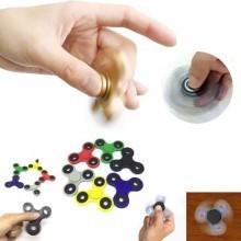 10x fidget spinner antistress cuscinetto sfera rilassante anti stress tascabile