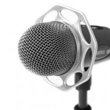 Microfono con cavo 3.5 Treppiede registrazione direzionale chat professionale pc