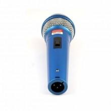 Coppia microfoni professionali unidirezionale con due cavo 2,5 m microfono