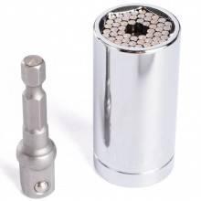 Chiave a bussola universale avvita svita 7-19 mm dadi bulloni set avvitatore