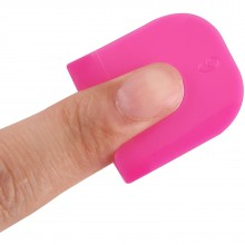 Stancil per unghie 26pz 10 taglie mascherine smalto adesivi punte francesi