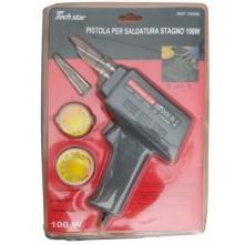 Pistola saldante con LED funzionamento istantaneo stagno saldatura elettronica