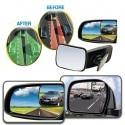 Set 2 specchietti specchi retrovisori auto camper roulotte rimorchio punto cieco