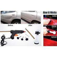 Dispositivo ripara ammaccature rientranti riparare carrozzeria auto urti