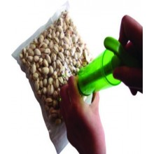 Buste sottovuoto per alimenti frutta secca essiccati sotto vuoto pompa sacchetti