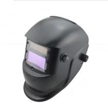 Maschera saldatura autoscurante con display LCD regolabile sicurezza