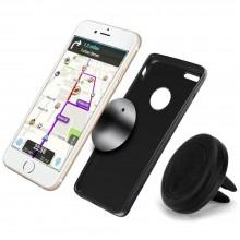 Support magnetico per cellulare auto bocchetta aria condizionata camper camion