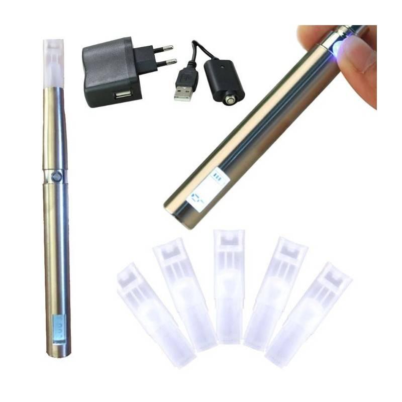 2 X sigaretta elettronica Ego-LCD kit completo svapo svapare fumare digitale