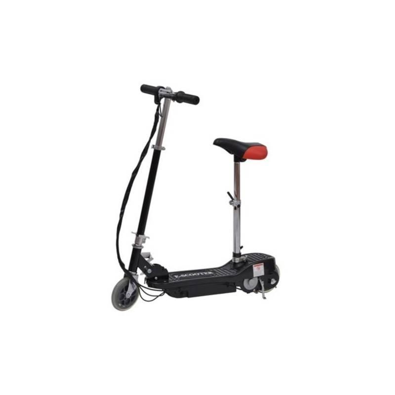 Monopattino con sellino E scooter elettrico bicicletta elettrica 120W full skate