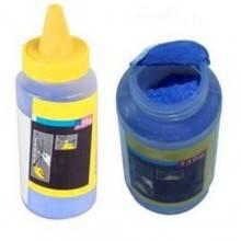 Tiralinea in plastica professionale con gesso blu cavo avvolgibile livella
