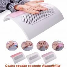 Aspiratore ricostruzione unghie 3 ventole aspira polvere nail art manicure mani