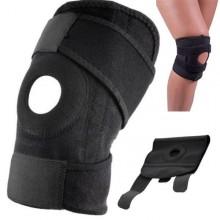 Fascia ginocchio sostegno tutore dolore a strappo con stecche di rinforzo dolori