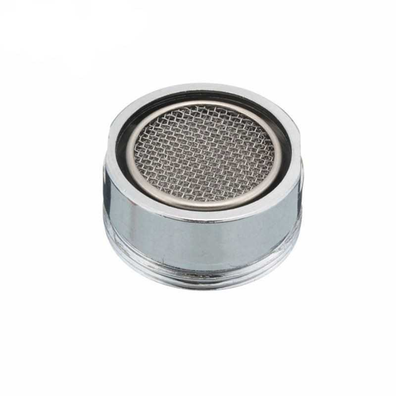 Filtri rubinetto maschio femmina 4 confezioni 2 pezzi rete metallo acciaio inox