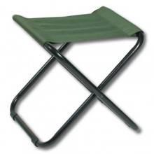 Sgabello verde seggiolino pieghevole campeggio pesca caccia camping portatile