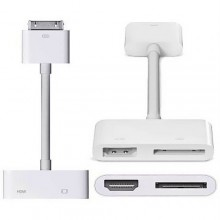 Cavo convertitore DPI VGA HDMI micro mini USB DVI display port iphon ipad imac