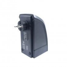 Mini stufa portatile da casa ventola presa elettrica regolabile telecomando 400W