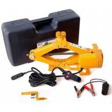 Cric sollevatore auto elettrico 12v 2T pneumatico emergenza presa accendisigari