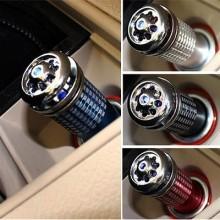 Purificatore d'aria per auto presa accendisigari led ionizzatore macchina