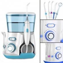 Pulitore per denti gengive igiene dentale 800 ml elettrico placche apparecchio