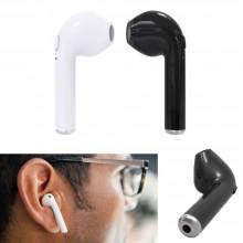 Auricolare senza fili smartphone destro o sinistro nero bianco wireles bluetooth