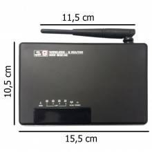 Router internet wireless wifi 4 ethernet 802.11b/g lan ADSL WAN UPnP WPA-PSK