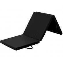 Materasso Pieghevole a valigia tappeto Yoga Pilates Palestra Fitness 5cm spesso