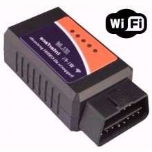 OBD 2 ELM327 WIFI diagnosi reset scanner OBD auto iPhone iPad Android smartphone