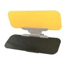 Parasole anabbagliante visore notturno diurno antiriflesso see clear visor