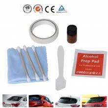 Kit riparazione serbatoio radiatore fori buchi resina auto crepe scheggiature