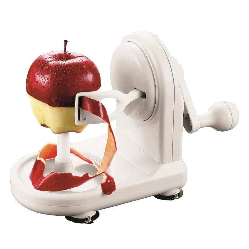 Sbuccia mele taglia pulisci pela affetta mela patate frutta a manovella