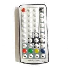 DVB-T ecoder digitale ricevitore terrestre multimedia player HD telecomando