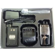 Walkie talkie radio comunicazione batteria ricaricabile antenna 5W