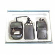 A21 Walkie talkie radio comunicazione batteria ricaricabile IP65 FM