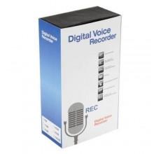 Dispositivo registrazione vocale microfono piccolo alta qualità MP3 WMA volume