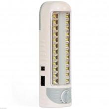 7018-A Lampada ricaricabile 60 LED portatile torcia luce 3200mAh 60W luce bianca