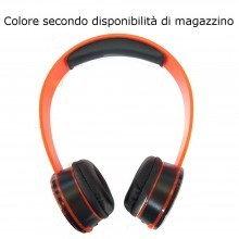Cuffie SY2324 cuffia semplici radio music player cavo tasto chiamata pausa