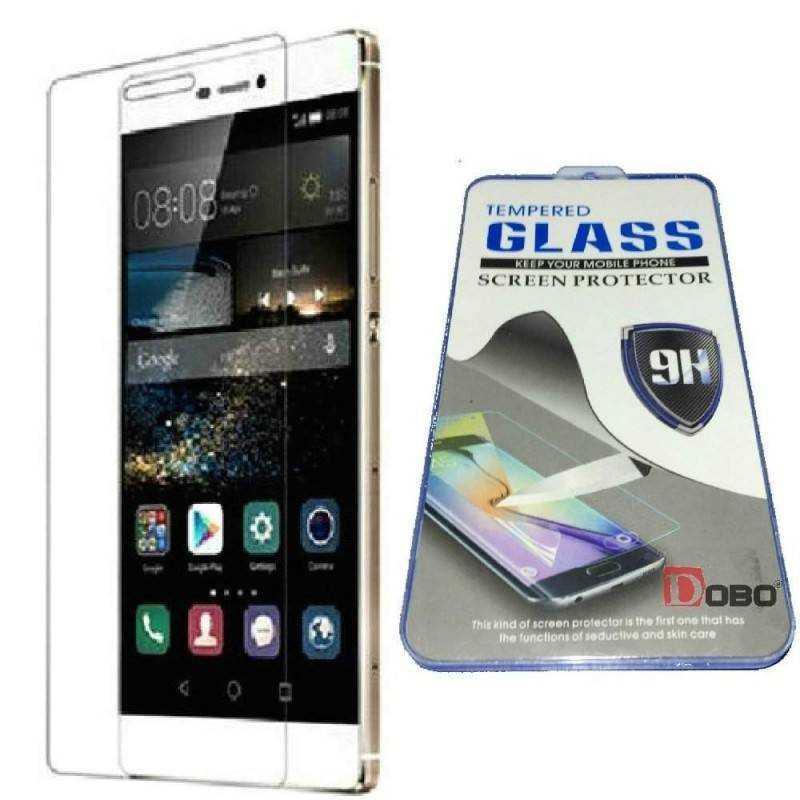DOBO® - Pellicola protettiva in vetro temperato anti bolle Screen Protector per Huawei Ascend P8