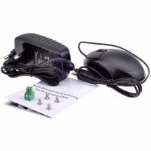 DVR 8 canali telecamere solverglianza RJ45 HDMI VGA casa sicurezza USB audio RCA