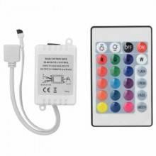 Telecomando LED striscia controllo colore dimmer flash strobe fade change unità