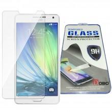 DOBO® - Pellicola protettiva in vetro temperato anti bolle Screen Protector per Samsung Galaxy A7