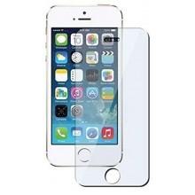 DOBO® - Pellicola protettiva in vetro temperato anti bolle Screen Protector per Apple iPhone 5 / 5S / 5C