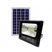 Lampada pannello solare LED luce giardino faretto faro illuminazione