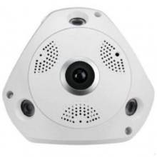 Telecamera WI-FI cam andorid apple 360° HD 960P sorveglianza sicurezza