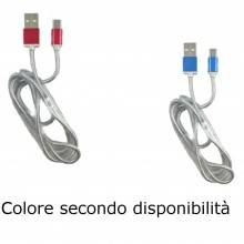 Cavo USB iphone usb cavetto 1,5m usb cable iPhone