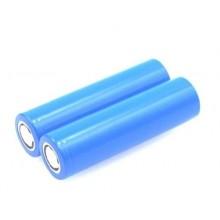 2 X Batteria 2000 mAh 3.7 V ima 18650 litio ricaricabile sigaretta elettronica