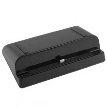 Base carica smartphone cellulare supporto iphone 3G 3GS 4 4S USB cavo ricarica