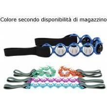Cintura massaggiante manuale dimagrante sport fascia snodabile schiena pancia