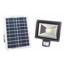 Faro LED luce solare pannello sensore movimento 2W 5V esterno giardino cortile